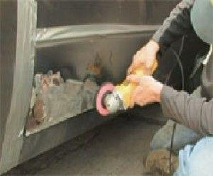 How to Repair Car Rust