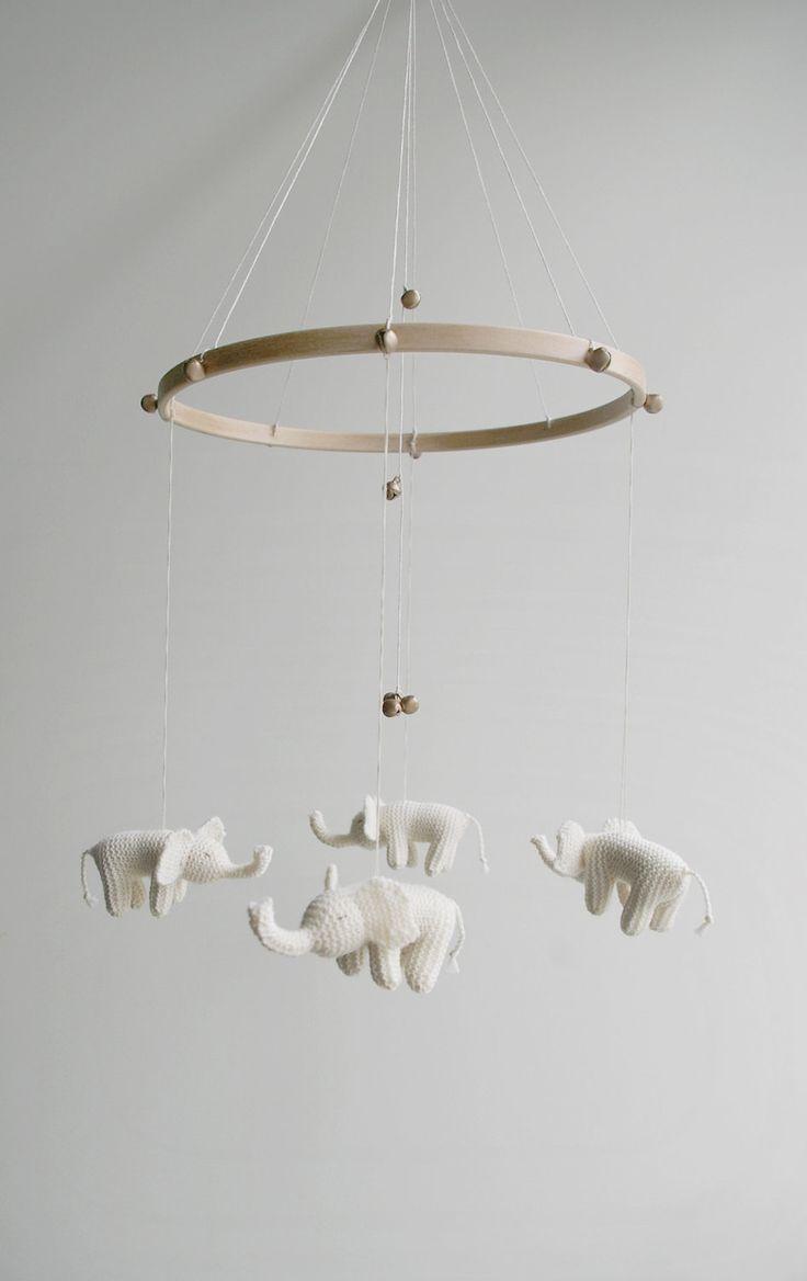 149 best images about elephant nursery design on pinterest - Designer babymobel ...