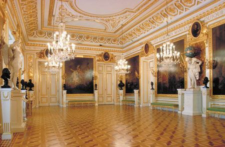15 Warsaw, Royal Castle, Knights' Hall