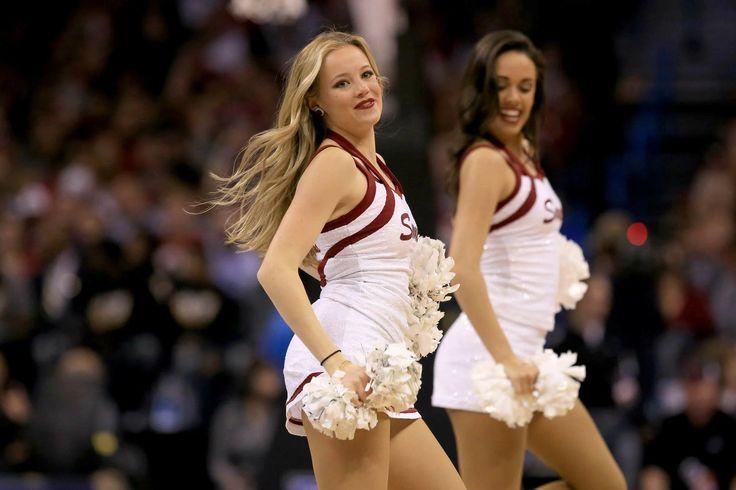 Oklahoma Sooners Cheerleaders | Cheerleading, Professional