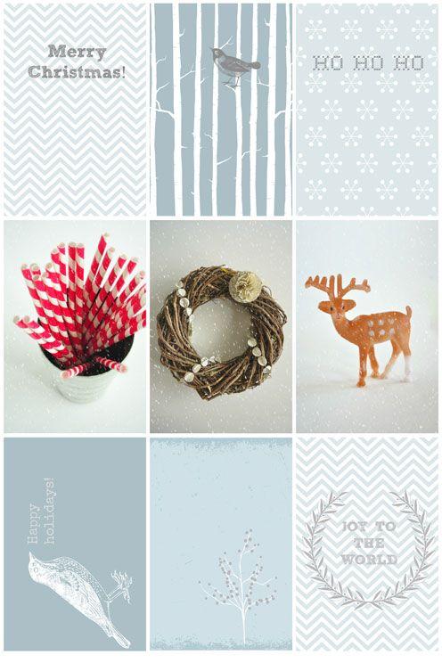 emerald + ella printable gift tags