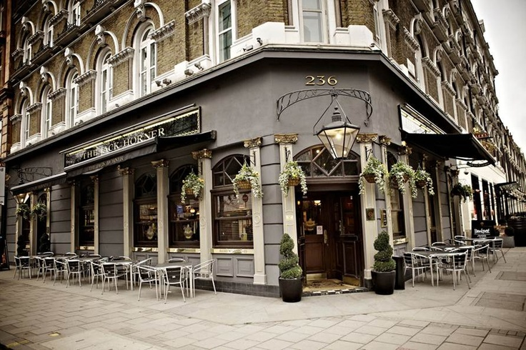 The Jack Horner Pub London.  Spent many an evening here.