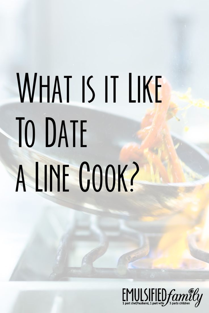 Notable.ca | The 3 Things Nobody Tells You About Dating a Chef