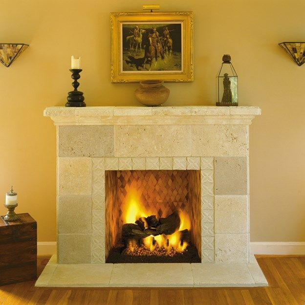 168 best tiled fireplaces tiled fireplace surrounds for Craftsman fireplace pictures