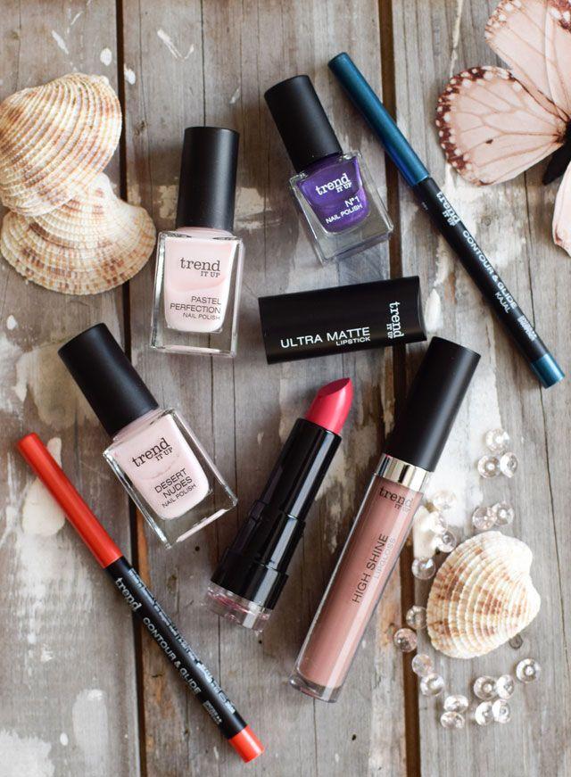 dm trend IT UP - Farbwechsel März 2016 #dm #dm_trenditup #trendITUP #kosmetik #drogeriemakeup