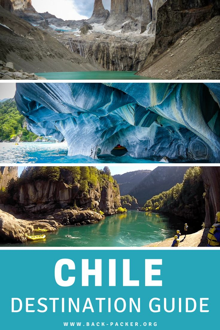 The ultimate guide to the best destinations and things to do in Chile, from Patagonia and Torres del Paine to Valparaiso and beyond. Go beyond the usual travel hotspots and cities such as Santiago and Easter Island and discover a side to Chile that many travelers never get to see. Bucket list travel in South America. | Back-packer.org #Chile