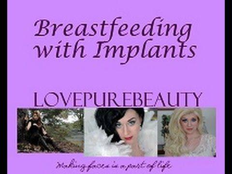 ▶ breastfeeding with implants - YouTube