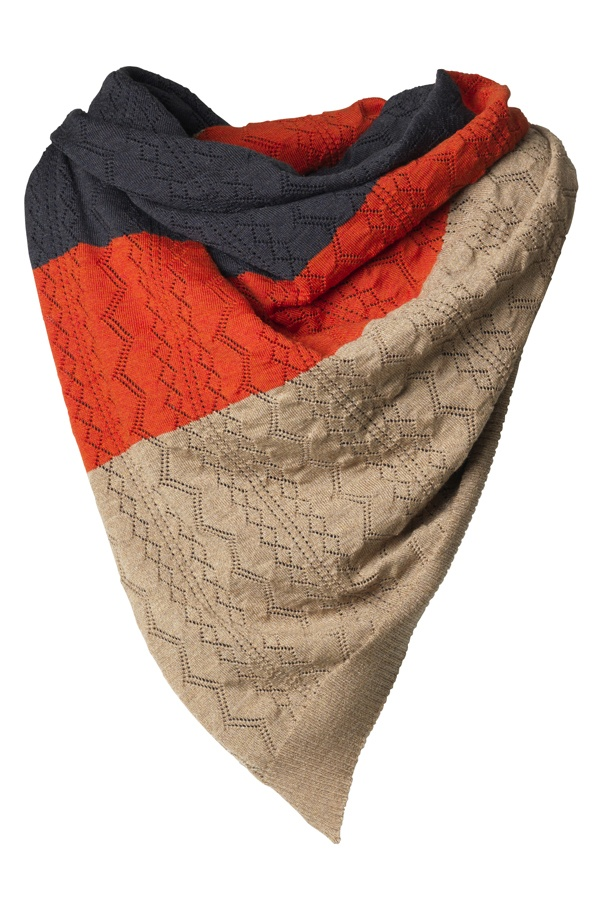 Crane scarf