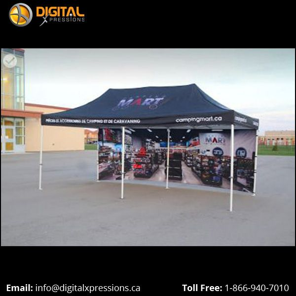 The outdoor canopy tent are also known as pop up tent or commercial frame tents and they can be set up easily. The outdoor canopy tent is available in both type simple with single color and printed too. The printed gazebo tent Is customized as per your bu