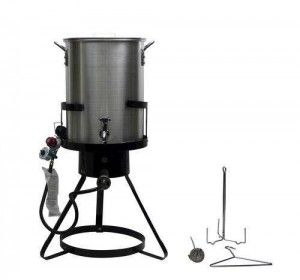 Finding the best turkey fryer can help you make your favorite dishes from turkey easily. Here are top 10 best turkey fryers in 2017 review, so you can find some popular devices from this article now. #10. Chard Heavy Duty Outdoor Turkey Fryer    There are many good features from this turkey...