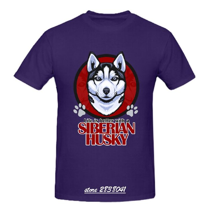 Siberian Husky T Shirts //Price: $44.84 & FREE Shipping //     #cat #dog  #kitten #petworld #puppy #animal
