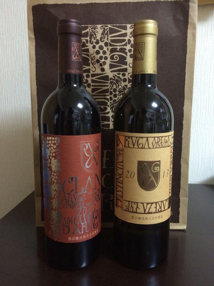 勝沼酒造ワイン