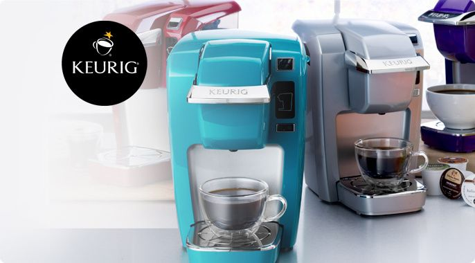 Keurig Coffee Makers and Keurig gourmet coffee K Cups — QVC.com