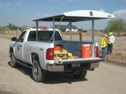 HercuLoc, LLC is Announcing its new Industrial Pickup bed Cover for Work Trucks:  A truck bed top That is Lightweight and Strong Adding Extra Security for Your Tools