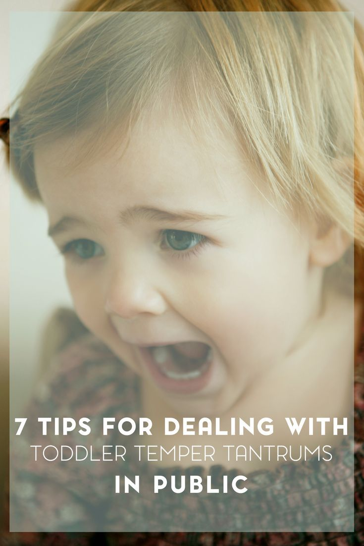 Temper tantrums and toddlers seem to go hand in hand. Here are a few of my top tips for handling toddler temper tantrums.