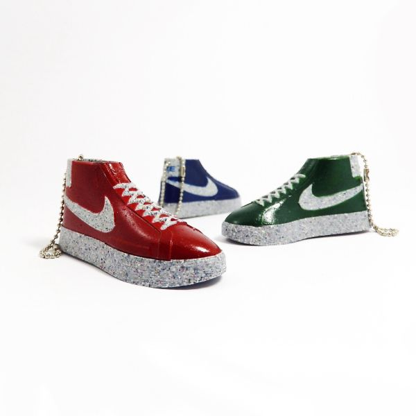 Nike's Reuse-A-Shoe is a unique program that collects old, worn-