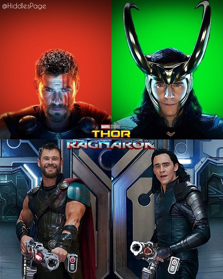 Thor's Day. Edit by @HiddlesPage
