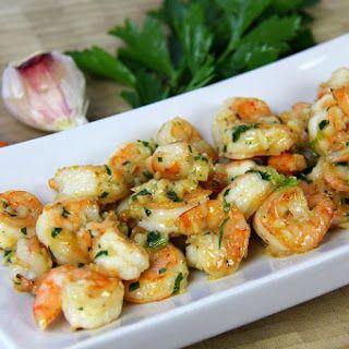 The Ultimate Garlic Shrimp Recipe..