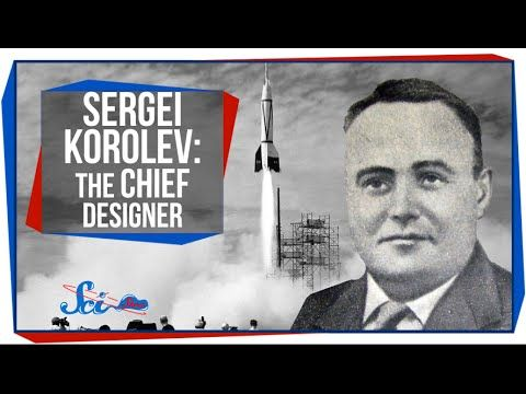 Great Minds: Sergei Korolev, The Chief Designer by scishow: Most people have never heard of him. But Soviet scientist Sergei Korolev quietly developed the revolutionary rocket technology that we still use today. Host: Reid Reimers Support on Subbable: https://subbable.com/scishow
