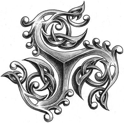 Durante séculos, os símbolos e sinais Celtas detinham um incrível poder para os antigos celtas em todos os sentidos da vida.  Hoje, podemos...