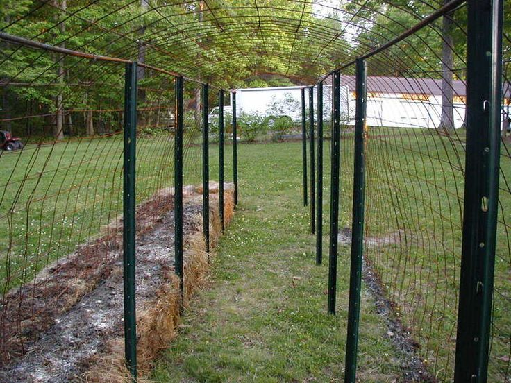 how to put up a wooden fence
