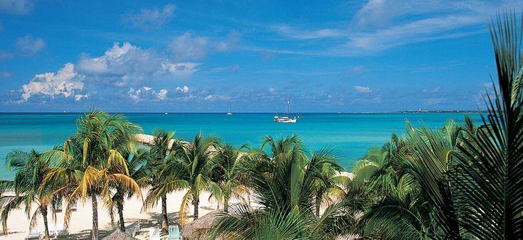 Oranjestad, capital de Aruba, no Caribe/Foto: Divulgação/Royal Caribbean