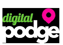 We are at the Digital Podge on Friday in our eating pants! ;-)
