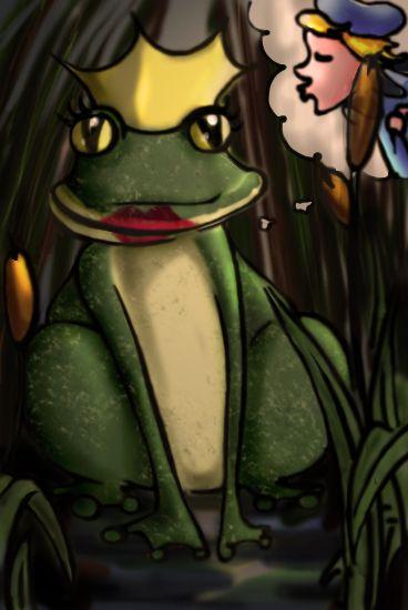 Froggess & Prince