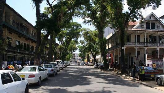 Domineestraat, Paramaribo