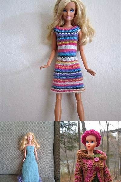 Printable Barbie Doll Clothes Patterns Free - Bing images | Barbie ...
