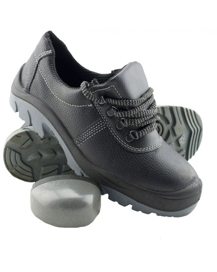 Универсальная модель для работы в летний и демисезонный период. Верх обуви выполнен из натуральной кожи. Прочная, мягкая и дышащая подкладка позволяет ощущать комфорт в течении длительного времени. Термоустройчивая подошва из полиуретана двойной плотности (ПУ-ТПУ) защищает от воздействия высоких и низких температур (от -30 до + 150), обладает повышенной прочностью и демпфирующими свойствами. Колодка специальной формы дает возможность работать целый день, не испытывая дискомфорта и…