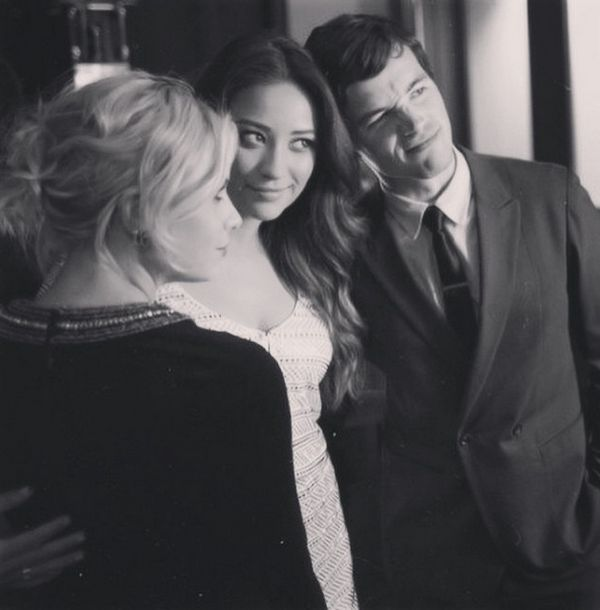 They're so adorable! | Pretty Little Liars