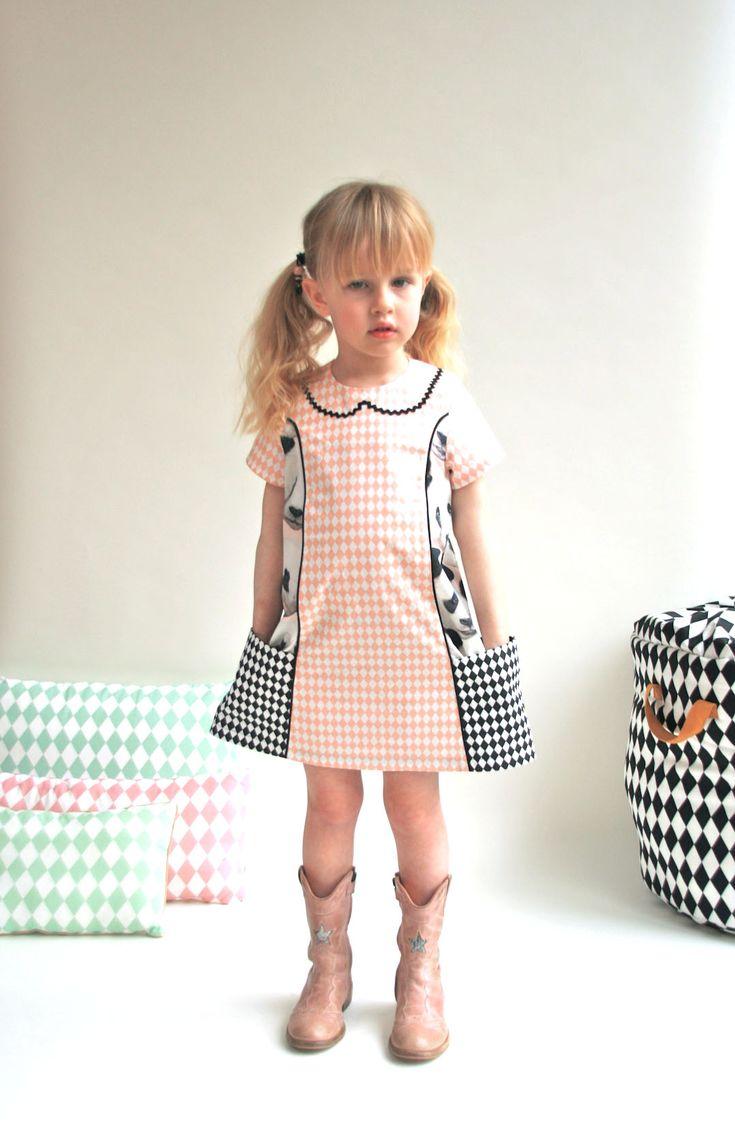 Pattern test – ISHI DRESS | Patterns, Girl dress patterns