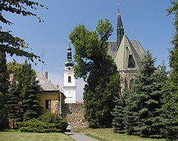 The White Tower Klatovy, Bohemia