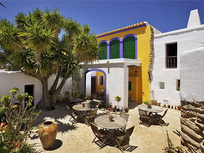 Eliza was here - Can Escandell, Ibiza