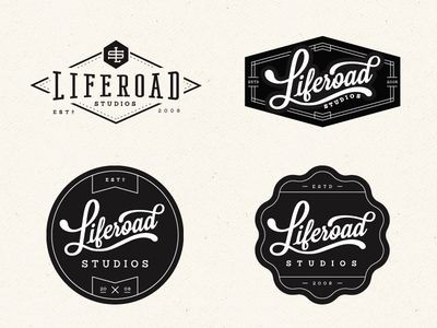 Liferoad Studios Logo | Dribbble