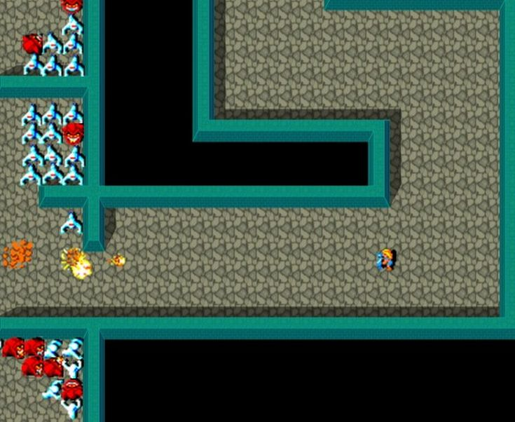 Have You Ever Played  A classic arcade game Gauntlet by Funhtml5games. A clan of hack and slash fighters defends thir castle for the greater good.  game?