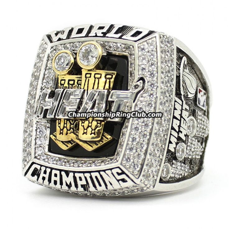 Lebron James 2013 Miami Heat NBA World Championship Ring. Best gift from www.championshipringclub.com for Lebron James   fans. You can custom your own personalized championship ring now.