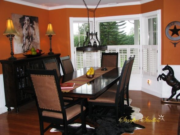 southwestern rooms | My southwestern dining room - Dining Room Designs - Decorating Ideas ...