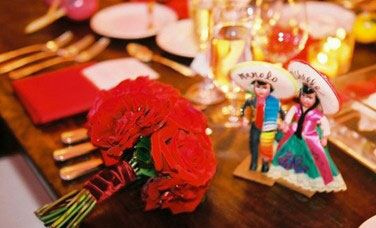Mexican Wedding Style