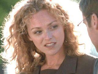 """Anna-Louise Plowman as Osiris in """"Stargate SG-1"""""""