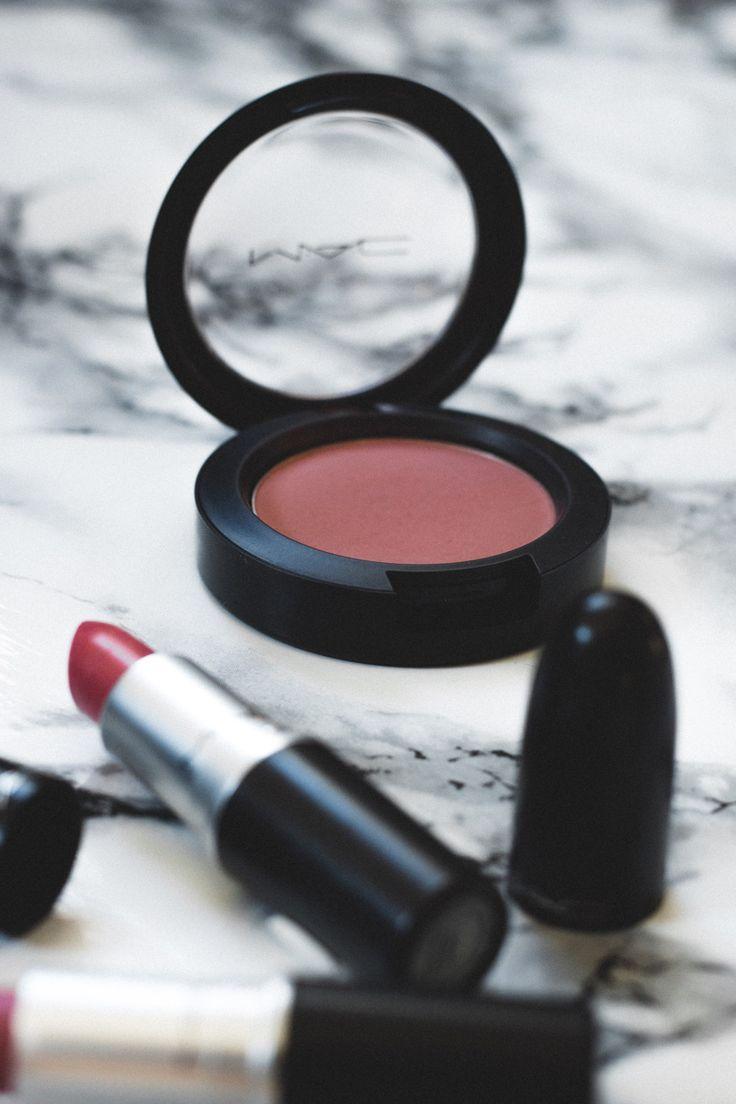 MAC Blushbaby - Meine Beauty Favoriten im September 2017 - mehr auf www.little-emma.de