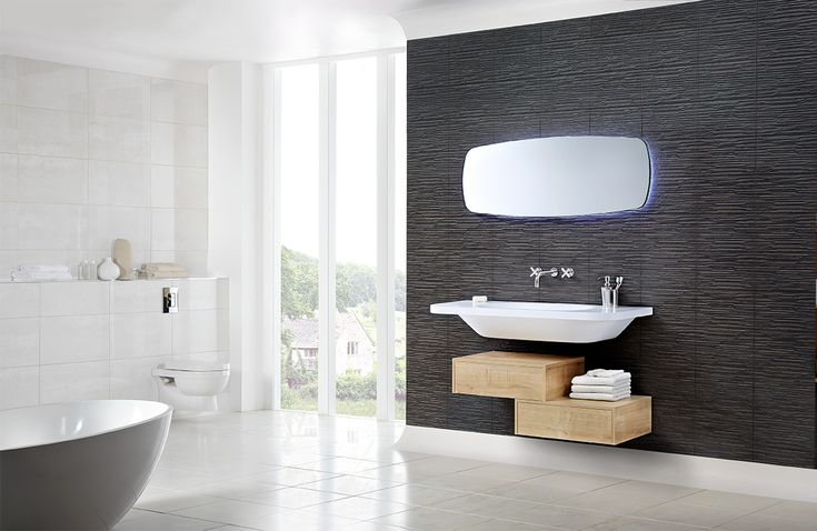 The fabulous geo free flow basin is beautifully contoured as the basin waste is neatly disguised within the body of the basin #geo #bathroomfurniture #myutopia