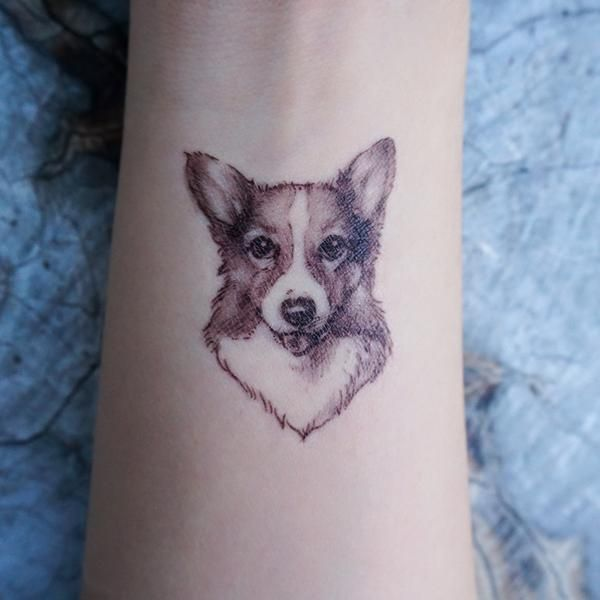 Dog Tattoo Puppy TAttoo Corgi Tattoo Small Tattoo Heart and arrow Tattoo Moon Tattoo Minimal TAttoo Delicate Tattoo Blackwork Tattoo Artistic tattoo sketchy tattoo 2017 tattoo idea tattoo design tattoo art LAZY DUO Ink Temporary Tattoo Idea Sticker Sweet Ribbon Bow Alchemist boho graphic bunny rabbit tiny Korea Temporal tatuaje adhesivo tatuaggio temporaneo bird tattoosticker TATTOOSHOP tattoos tattooist pink lovely romantic cat design tatto tats Tatouage temporaire tatoos tatoo