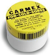 Carmex    This is by far the #1 lip balm that exists!