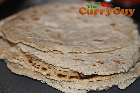 How to Make Homemade Chapatis