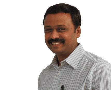 Ranjith Ramanujam  - Founder. Realist. Technologist