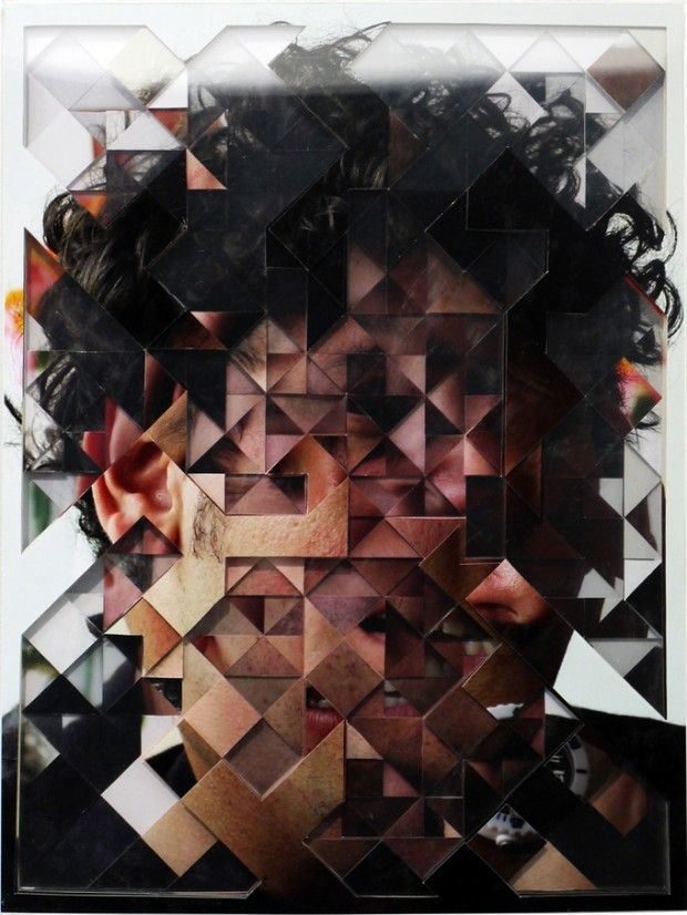 Abstract Portraits _ Lucas Simões