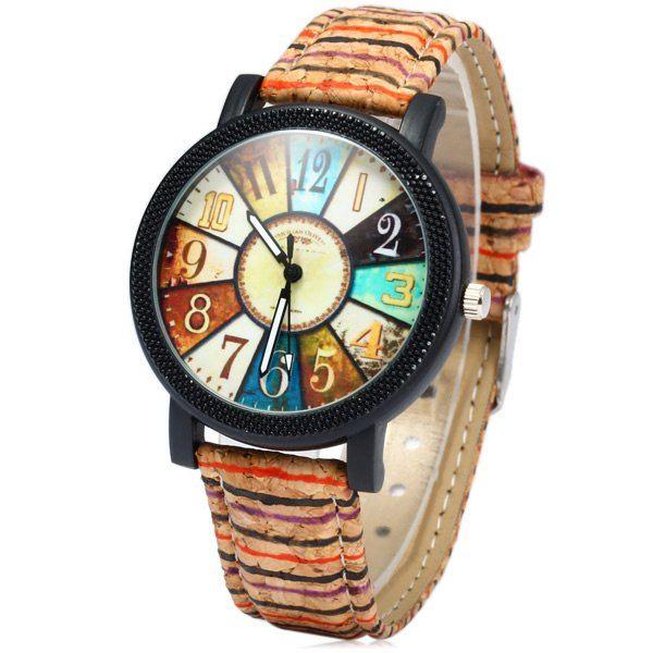 Unique Style Quartz Watch - UNISEX