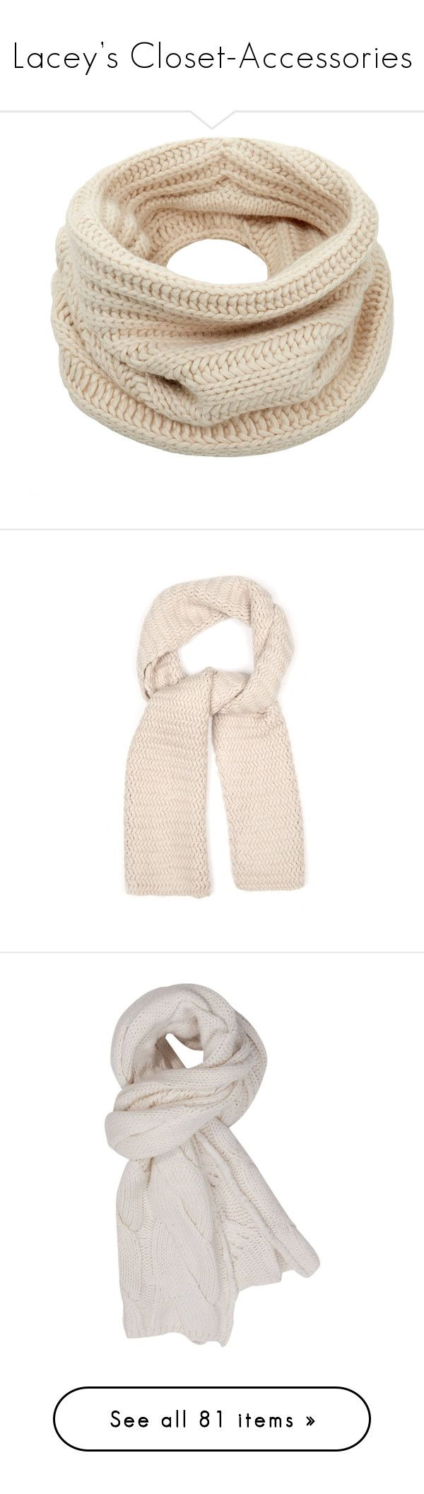 """""""Lacey's Closet-Accessories"""" by markskitten ❤ liked on Polyvore featuring accessories, scarves, multicolour, colorful scarves, multi colored scarves, colorful shawls, helmut lang, beige, chevron scarves and print scarves"""